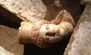 Missing-Head-of-Amphipolis-Discovered